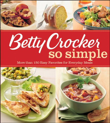 9780470605363: Betty Crocker So Simple