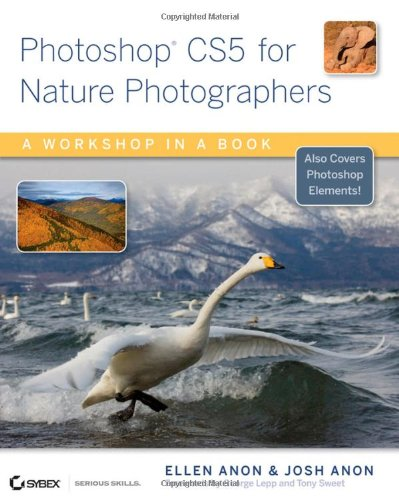 9780470607343: Photoshop CS5 for Nature Photographers: A Workshop in a Book