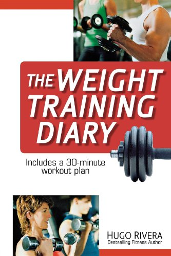 9780470607404: The Weight Training Diary