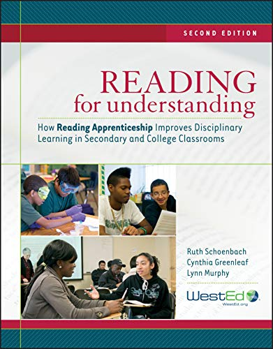 9780470608319: Reading for Understanding: How Reading Apprenticeship Improves Disciplinary Learning in Secondary and College Classrooms
