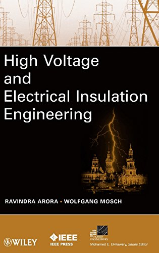 9780470609613: High Voltage and Electrical Insulation Engineering