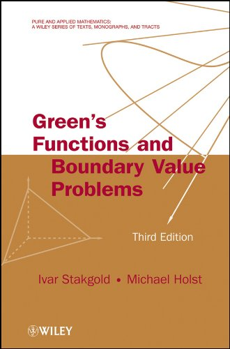 9780470609705: Green's Functions and Boundary Value Problems