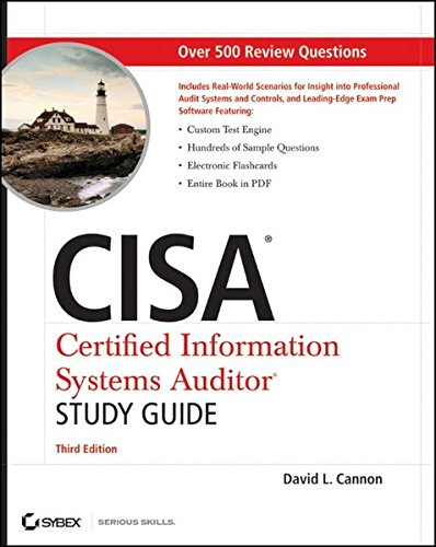 9780470610107: CISA Certified Information Systems Auditor Study Guide