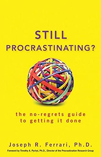 9780470611586: Still Procrastinating: The No-Regrets Guide to Getting It Done