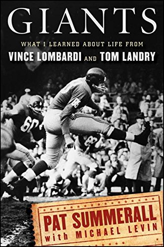 9780470611593: Giants: What I Learned about Life from Vince Lombardi and Tom Landry
