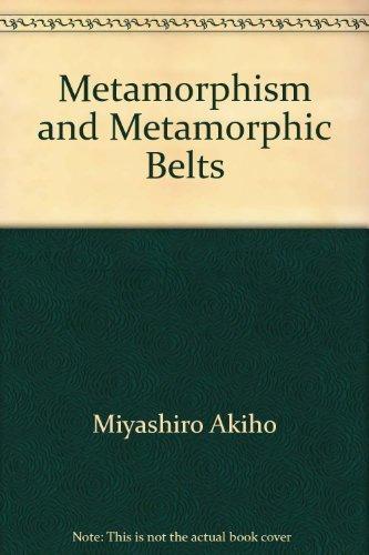 9780470611845: Metamorphism and metamorphic belts