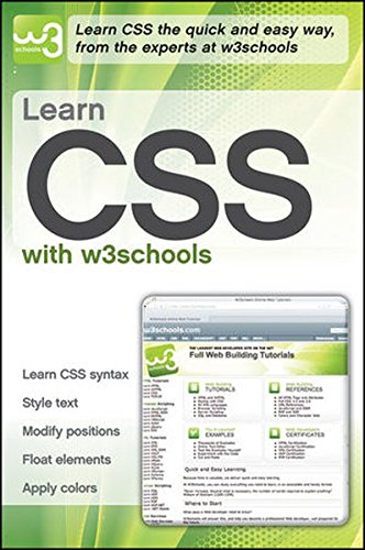 9780470611920: Learn CSS with w3Schools