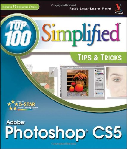 9780470612651: Photoshop CS5: Top 100 Simplified Tips and Tricks