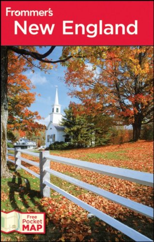 9780470614341: Frommer's New England (Frommer's Complete Guides)