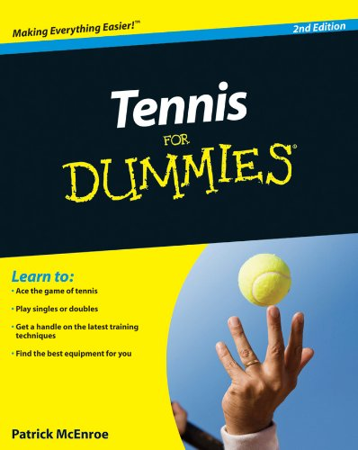 9780470614426: Tennis For Dummies