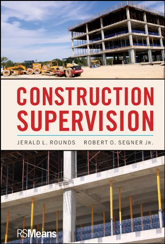 9780470614969: Construction Supervision
