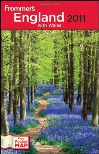 9780470615386: Frommer's England 2011: with Wales (Frommer's Complete Guides)