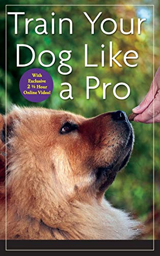 9780470616161: Train Your Dog Like a Pro