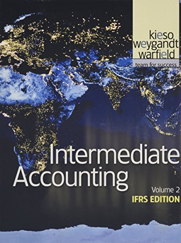 9780470616314: Intermediate Accounting, Volume 2: IFRS Edition