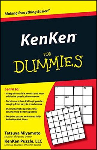 9780470616567: Kenken for Dummies