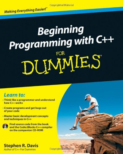 9780470617977: Beginning Programming with C++ for Dummies