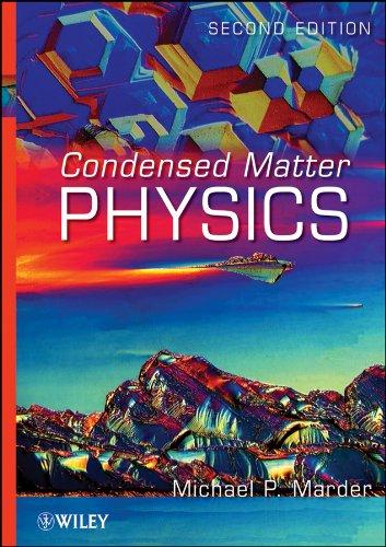 9780470617984: Condensed Matter Physics