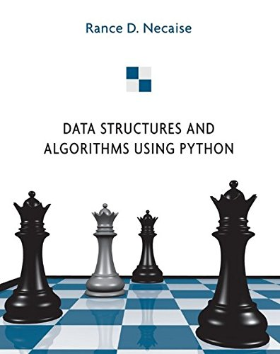 9780470618295: Data Structures and Algorithms Using Python