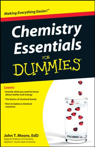 9780470618363: Chemistry Essentials For Dummies
