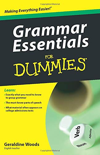 9780470618370: Grammar Essentials for Dummies