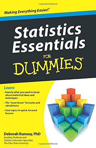 9780470618394: Statistics Essentials for Dummies