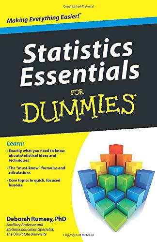9780470618394: Statistics Essentials for Dummies