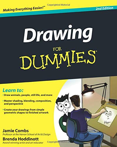 9780470618424: Drawing For Dummies