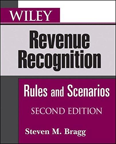 Rules and Scenarios: Steven M. Bragg