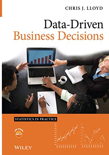 9780470619605: Data-Driven Business Decisions