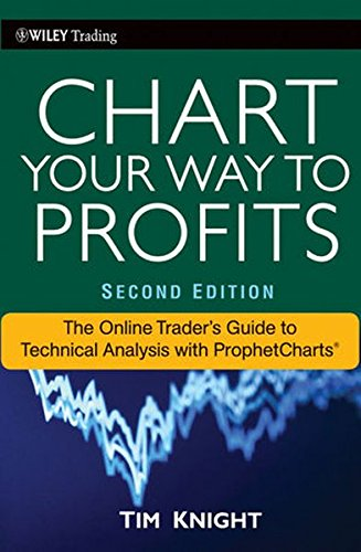 9780470620021: Chart Your Way to Profits: The Online Trader's Guide to Technical Analysis with Prophetcharts (Wiley Trading)