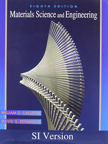 9780470620601: Materials Science and Engineering