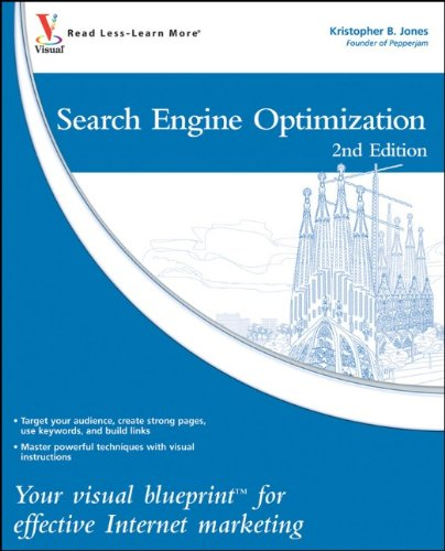 9780470620755: Search Engine Optimization: Your Visual Blueprint for Effective Internet Marketing