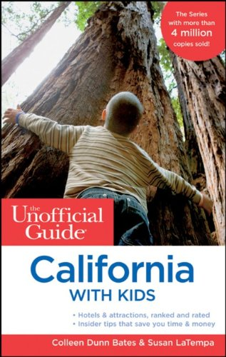 9780470621073: The Unofficial Guide to California with Kids (Unofficial Guides)