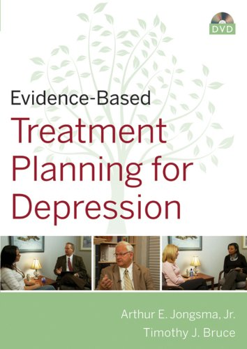 9780470621585: Evidence-Based Psychotherapy Treatment Planning for Depression DVD and Workbook Set