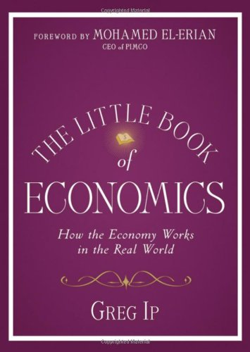 9780470621660: The Little Book of Economics: How the Economy Works in the Real World (Little Books. Big Profits)