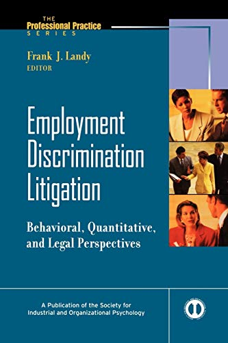 9780470622018: Empl Discrimination Litigation (J-B SIOP Professional Practice Series)