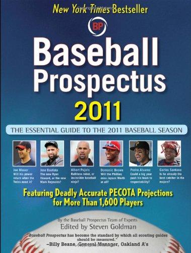 9780470622063: Baseball Prospectus 2011