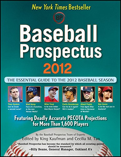Baseball Prospectus 2012: Baseball Prospectus