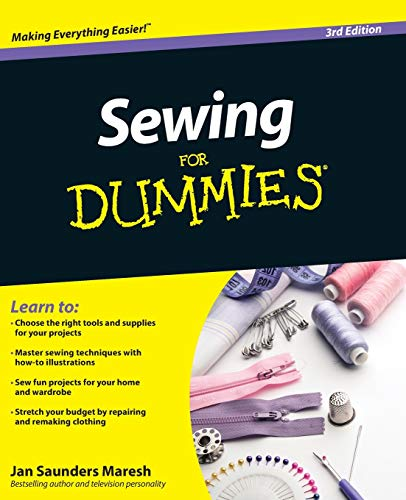 9780470623206: Sewing For Dummies�