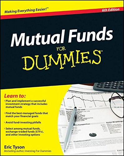 9780470623213: Mutual Funds For Dummies, 6th edition