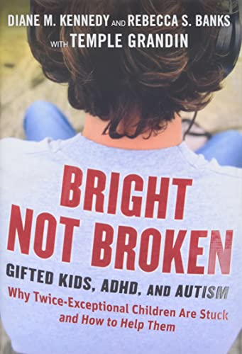 9780470623329: Bright Not Broken: Gifted Kids, ADHD, and Autism
