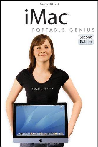 "iMac Portable Genius: Binder, Kate, Hartâ€""Davis,"