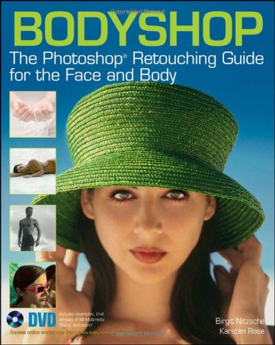 9780470624388: Bodyshop: The Photoshop Retouching Guide for the Face and Body