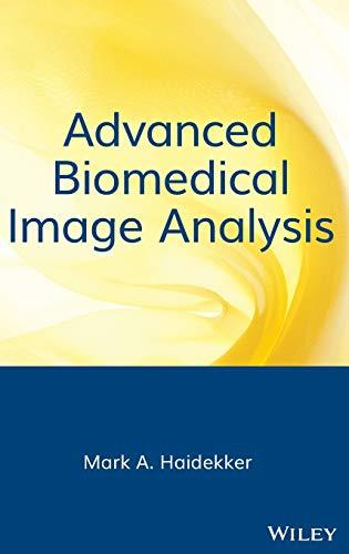 9780470624586: Advanced Biomedical Image Analysis