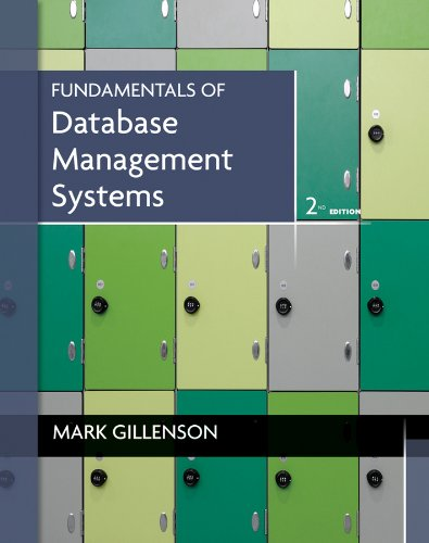 9780470624708: Fundamentals of Database Management Systems