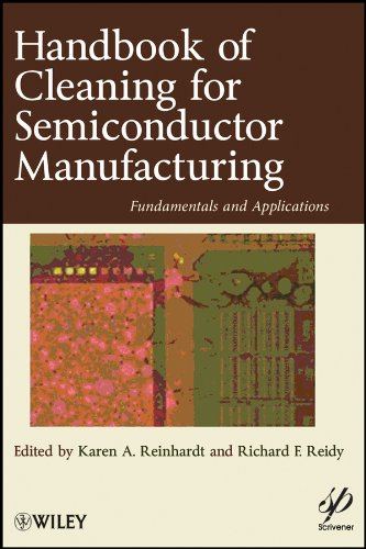 9780470625958: Handbook for Cleaning for Semiconductor Manufacturing: Fundamentals and Applications