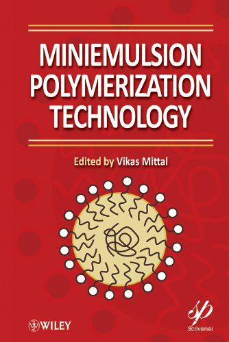 9780470625965: Miniemulsion Polymerization Technology