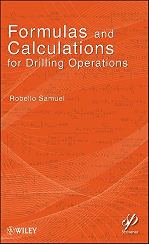 9780470625996: Formulas and Calculations for Drilling Operations
