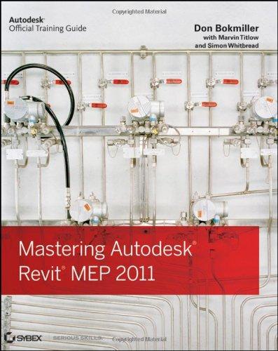 9780470626375: Mastering Autodesk Revit MEP 2011