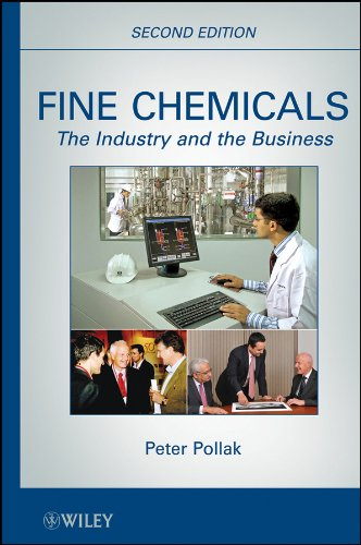 9780470627679: Fine Chemicals: The Industry and the Business